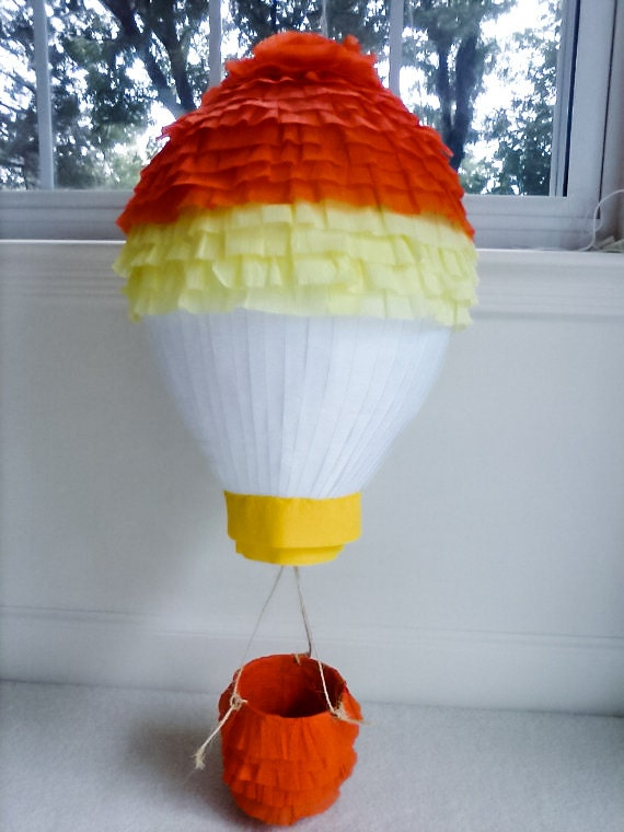 Hot Air Balloon Party Pinata