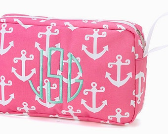Monogrammed Accessory/Cosmetic Bag