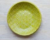 small ceramic dipping bowl