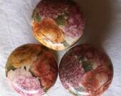 Wooden Door/Drawer/Wardrobe/Cabinet Knob Victorian Rose