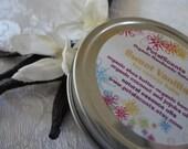 SPECIAL - 1oz Tin Cuticle Balm  + Glass Nail File + 2 Revlon Nail Buffers -Vanilla-Lavender-Rose-Orange-Mint-Honey-favors+gifts