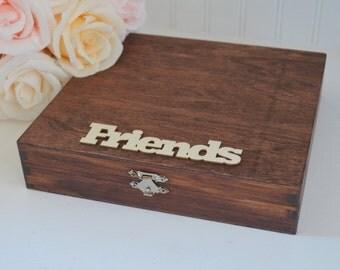 Friendship Keepsake Box, Best Friend