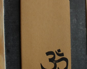 Mini Om Yoga Spiritual Journal
