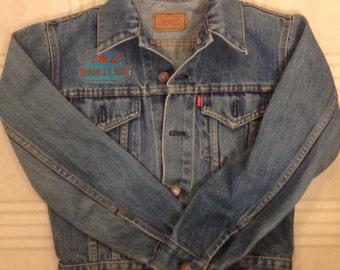 Children's size 12 Levi's jean jacket