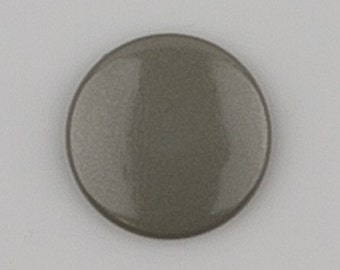 B60 Dark Silver for Cloth Diapers/Bibs/Crafts/Plastic Snap Buttons