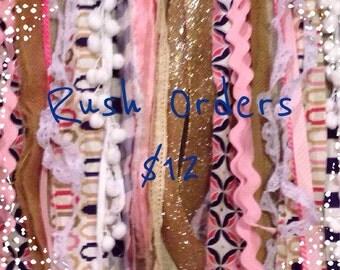 Rush Order Priority Mail