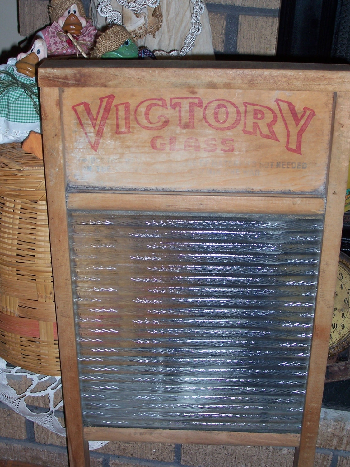 Vintage National Washboard Company No By Mirandasroom