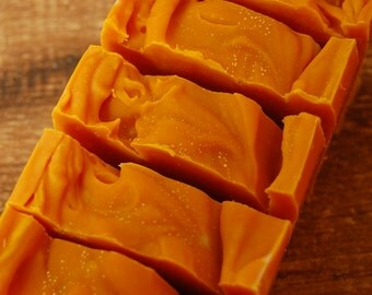 Sea Buckthorn & Argan Soap for environmentally damaged skin
