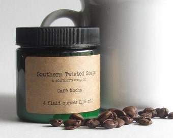 Cafe Mocha Body Lotion - Coffee and Chocolate