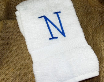 Personalized Hand Towel - Monogrammed Hand Towel