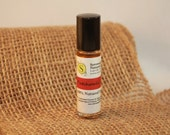 Patchouli Orange Roll On /100% Natural/ Essential Oil Roll-On Perfume
