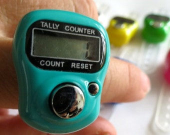 Tally Counter for Knitting and Crochet for finger