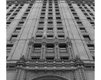 Chicago Architecture 3  Photo Print