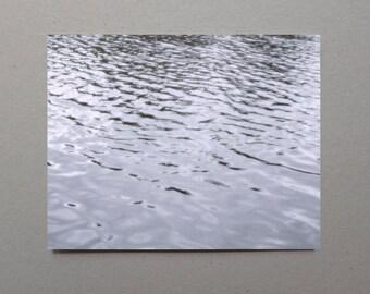 Water Ripple Minimalist Abstract Nature Photography Abstract Wall Art Decor Minimalist Photography Nautical Decor Sea Photography Zen Decor