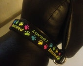 Rescue Adjustable Collar or Martingale