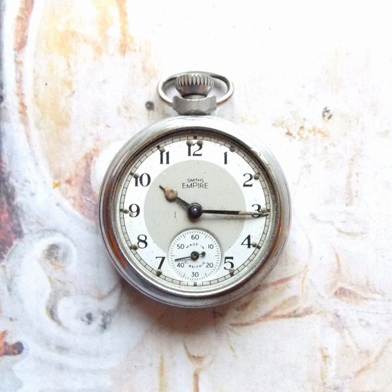 smiths empire pocket watch dating There is some evidence that women's jewellery dating  these were pocket watches  watchmakers to the admiralty brought out the smith's allies watch and.