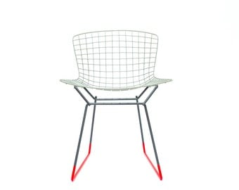 BERTOIA x Cast + Crew KNOLL Custom Dipped Wire Side Chair