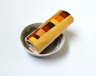 Kitchen Towel, Gold Towel, Modern Kitchen, Gold, Yellow, Caramel, Brown