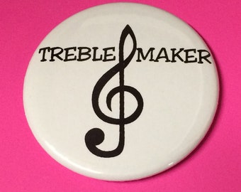 Music pinback buttons
