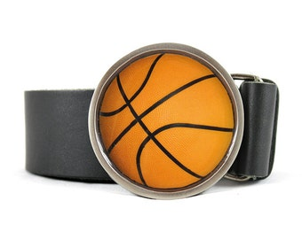 Basketball Belt Buckle, Sport belt buckle