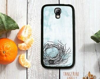 Lovely Robin's Egg Nest Case. Choose Samsung Galaxy S4 / S5 / S6 / S6 Edge/ S7 or S7 Edge