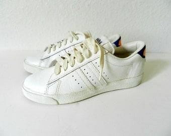 80's ASAHI SNEAKERS - Rare / Made in Japan / Collectible Sneakers / Collectible / Size 5 / one of a kind / Offers welcomed