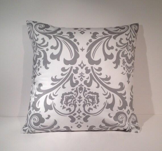 Etsy White Throw Pillow : Items similar to Decorative Throw Pillow Cover 16