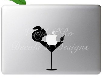Bartender Vinyl Decal for Macbook