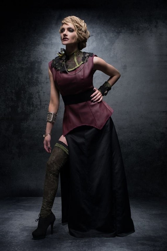 High Quality Costume Steampunk Gothic By Hauntedheadclothing