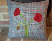 Simply Poppies Pillow Slipcover