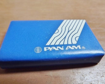 Vintage Pan Am Airlines Official Travel Soap Bar