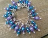 Blooming Flowers Bracelet - Reserved for Kami - 2 bracelets