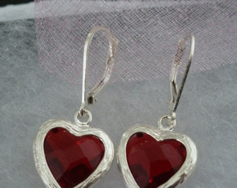 Valentine Heart Earrings