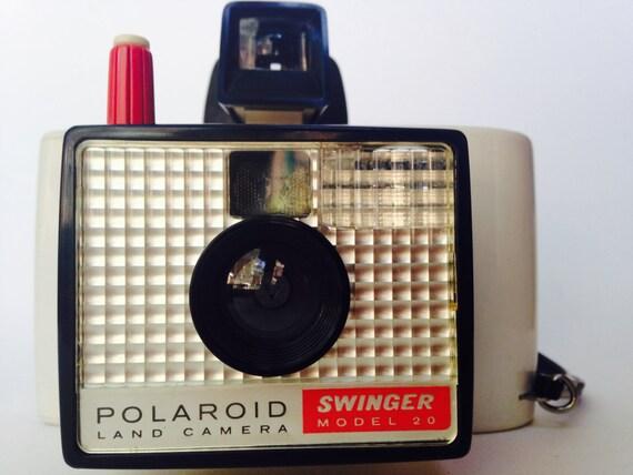 Polaroid land camera swinger model 20 value