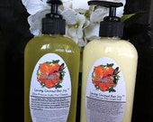 Choose Scent Hair Joy Shampoo and Conditioner Ultra Premium Dynamic Duo Set SLS and Paraben free Pura Gioia