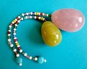 Yoni Eggs jewelry set - JADE LOVE