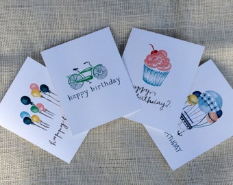 Sweet Things Birthday Cards