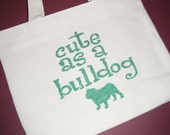 Children's Canvas Tote