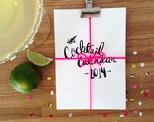 2014 Cocktail Calendar