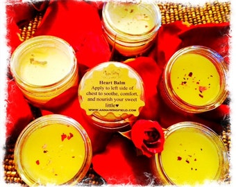 Heart Balm (in 1/4 clear plastic jar)