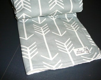 Premier Prints Arrow Minky Baby Blanket