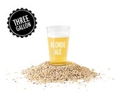 Blonde Ale - 3 Gallon Beer Making Recipe Refill Kit - Brew in a Bag