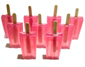 Popsicle Soap - Watermelon Party Favors - Wedding Favors, Bridal Shower, Baby Shower Favors, Birthday Party Favors