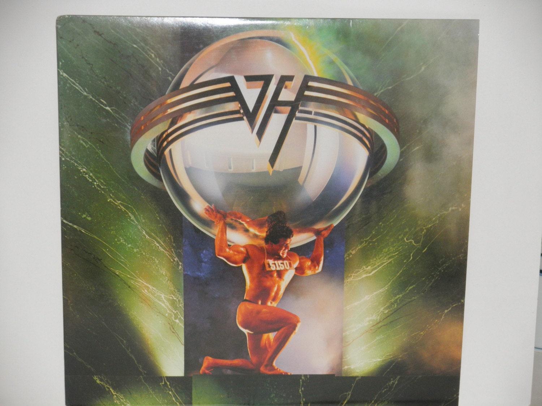 Van Halen 5150 Hard Rock Glam Metal Why By Notesfromtheattic