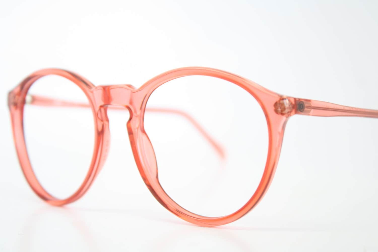 vintage glasses frames pink p3 unique eyeglass frames retro