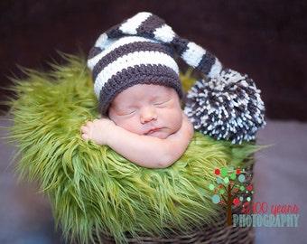 Mongolian Faux Fur Lime Green - Photography Prop - Newborn/baby Photography Prop - Longer length - Ready to ship