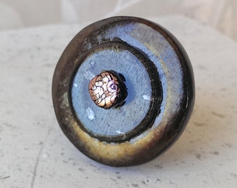 Bronze Cabinet Knob