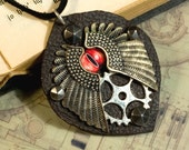 Dragon's eye, trailer in the steampunk style