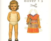 Oliver and S Roller Skate Dress and Tunic Pattern