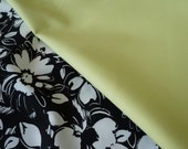 Chartreuse Cotton Twill Fabric Yardage
